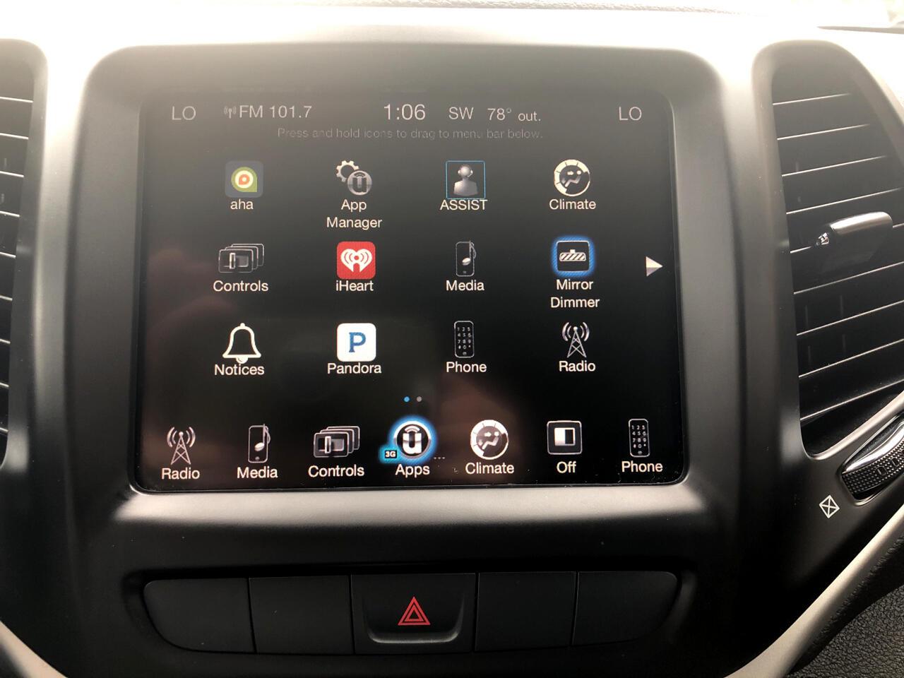 Jeep Cherokee Latitude 4WD 2014