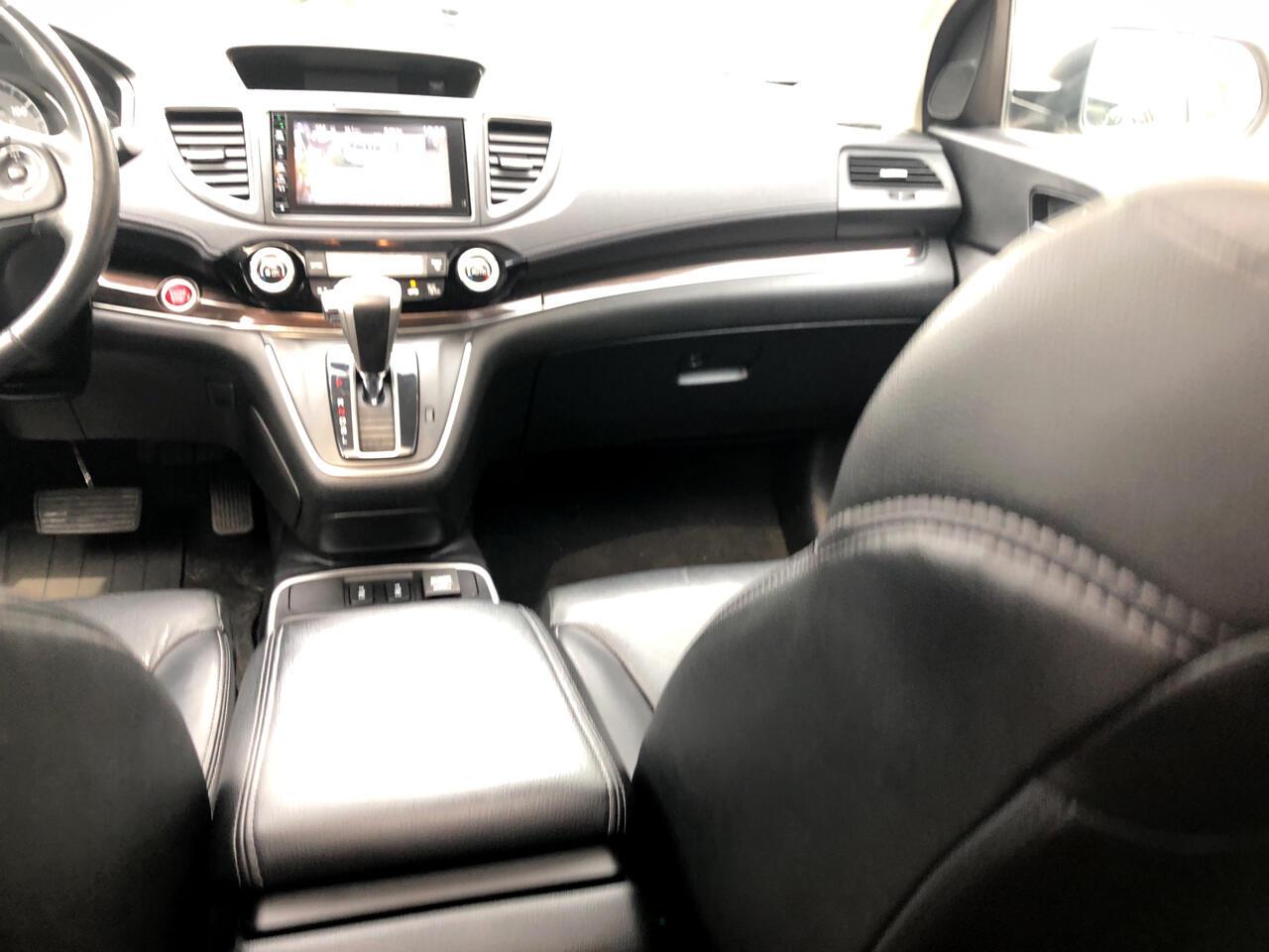 Honda CR-V AWD 5dr EX-L 2015