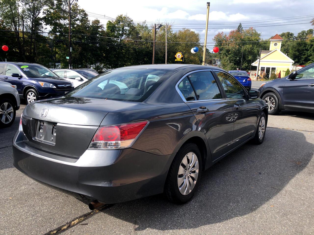 Honda Accord Sdn  2010