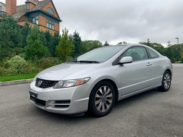 2009 Honda Civic EX Coupe 5-Speed AT