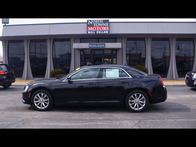 2016 Chrysler 300 4dr Sdn Anniversary Edition AWD
