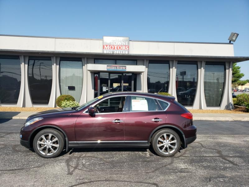 2011 Infiniti EX EX35 Journey AWD
