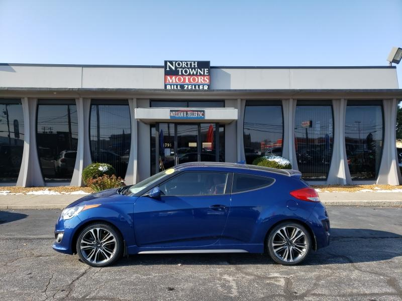 2016 Hyundai Veloster Turbo 6MT