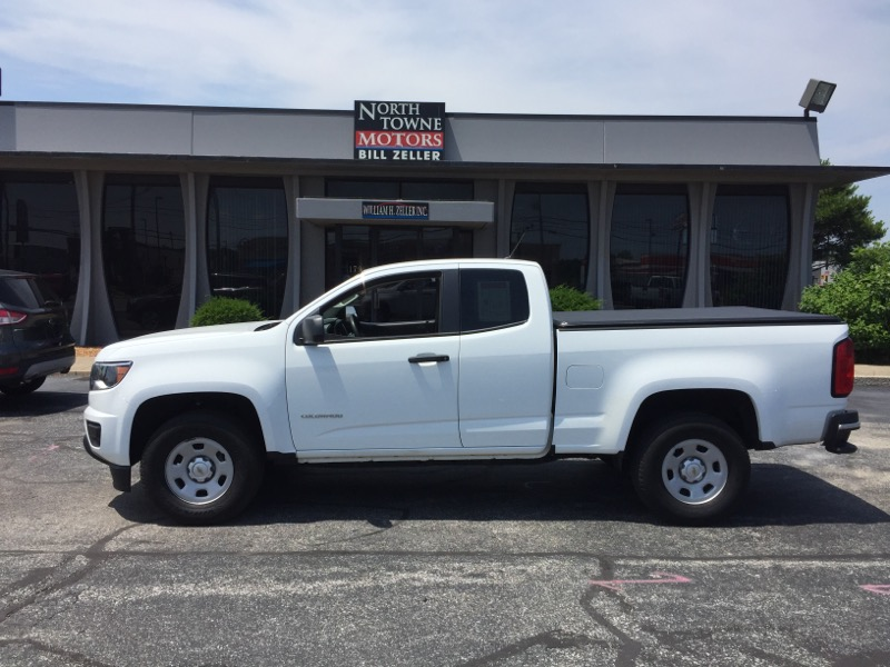 Chevrolet Colorado Work Truck Ext. Cab 2WD 2017