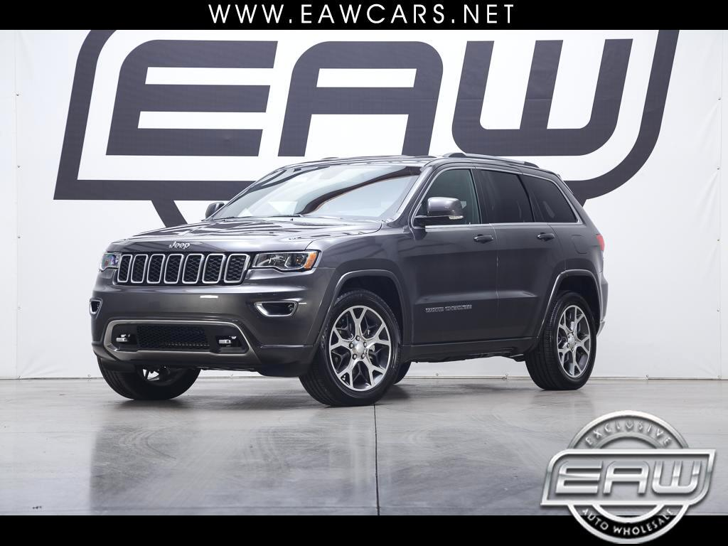 2018 Jeep Grand Cherokee LIMITED STERLING EDITION