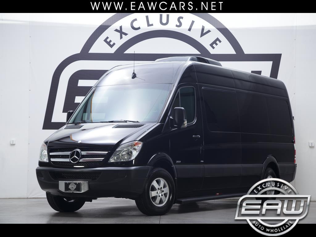 2012 Mercedes-Benz Sprinter 2500 HIGH ROOF 170''WB CONVERSION LIMO