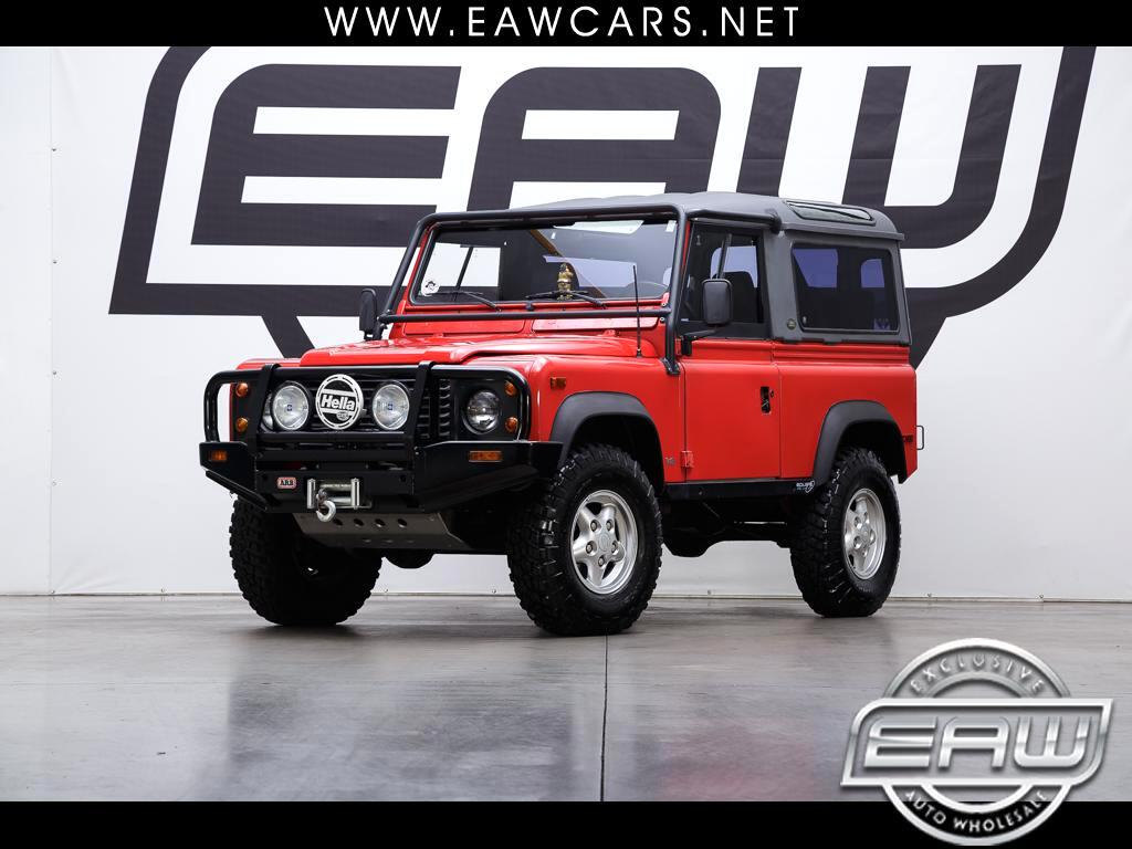1997 Land Rover Defender 90 NAS D90 CONVERTIBLE HARDTOP