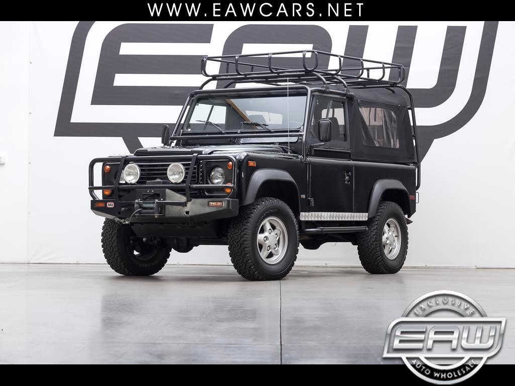 1995 Land Rover Defender 90 2dr Convertible