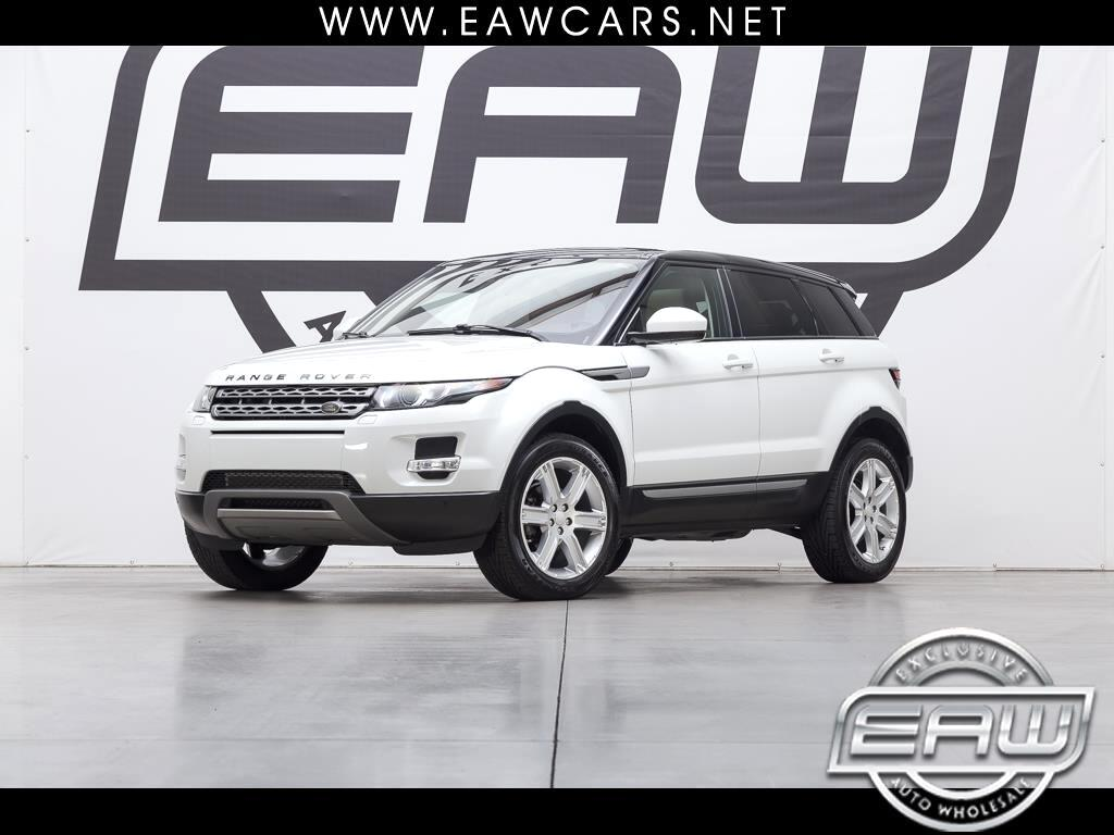 2014 Land Rover Range Rover Evoque Pure Plus 5-Door