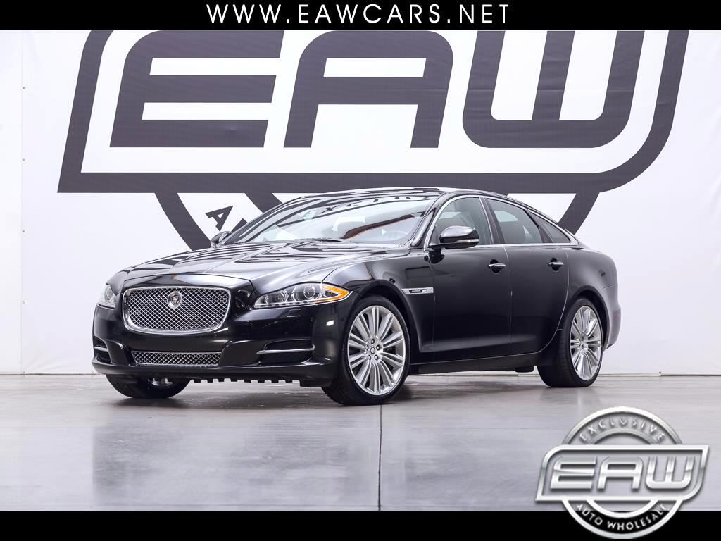 2013 Jaguar XJ-Series XJ Supercharged