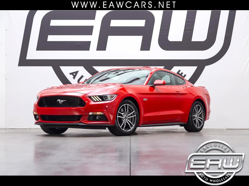Used 2017 Ford Mustang Gt For Sale Cargurus