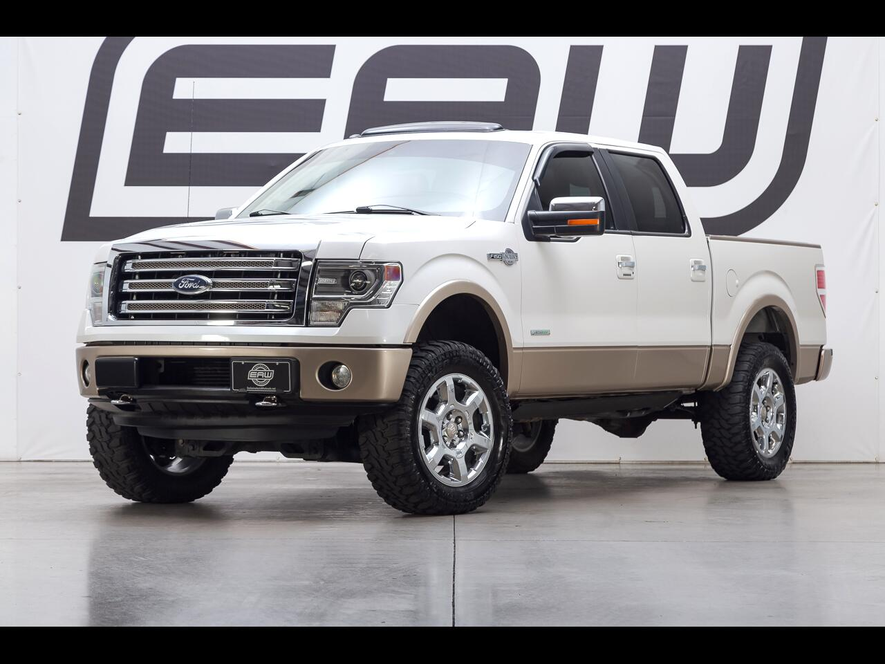 2013 Ford F-150 KING RANCH SUPERCREW 4WD