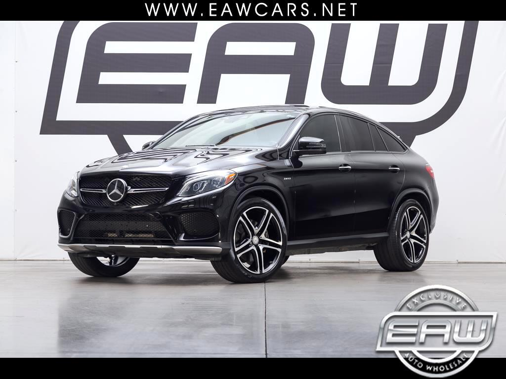 2016 Mercedes-Benz GLE Class GLE450 AMG 4MATIC