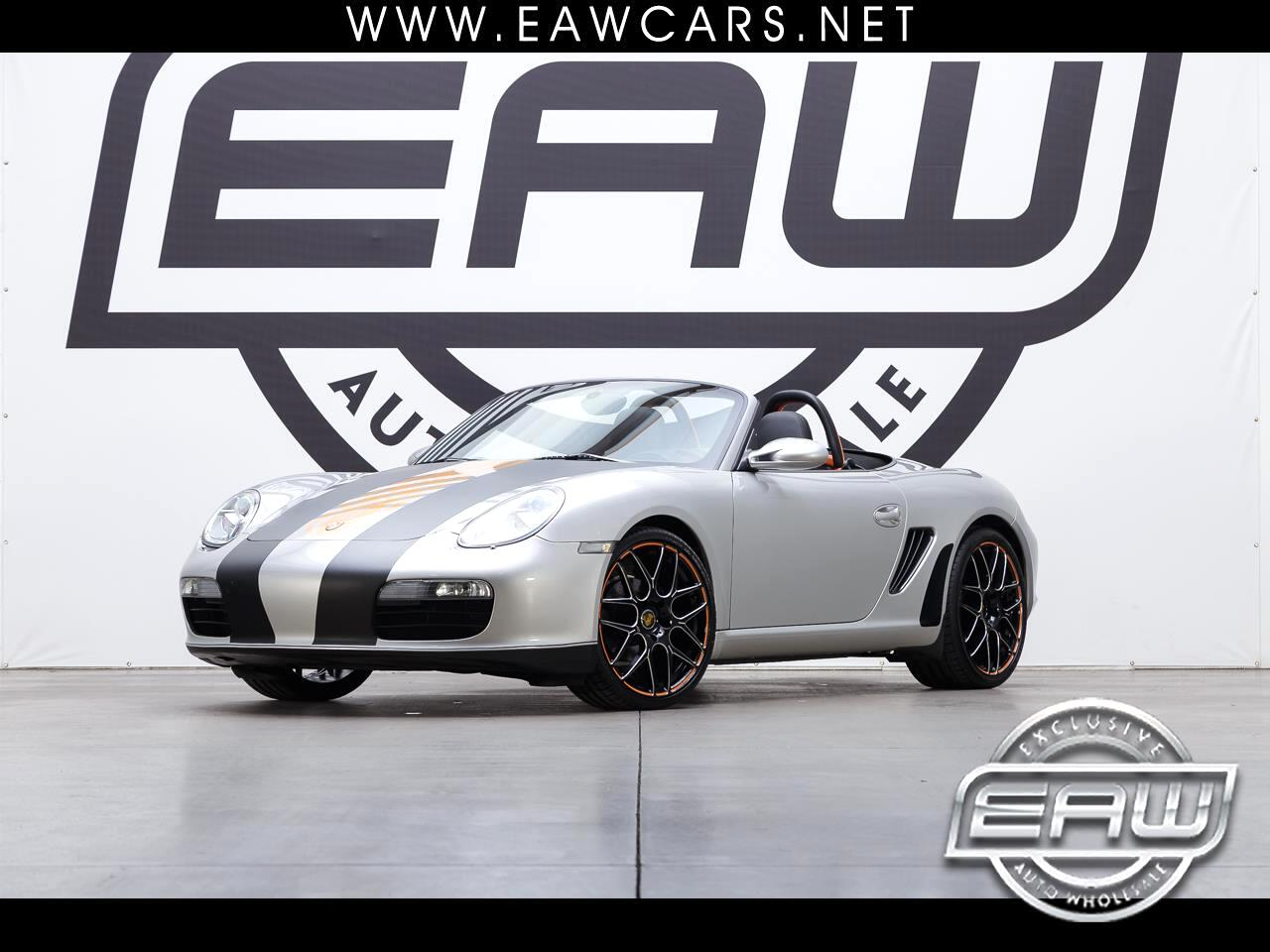 2008 Porsche Boxster 2dr Roadster Tiptronic