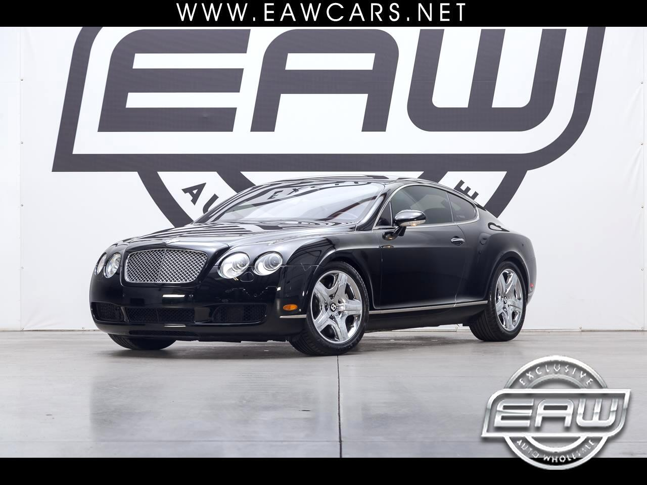 2005 Bentley Continental GT Coupe