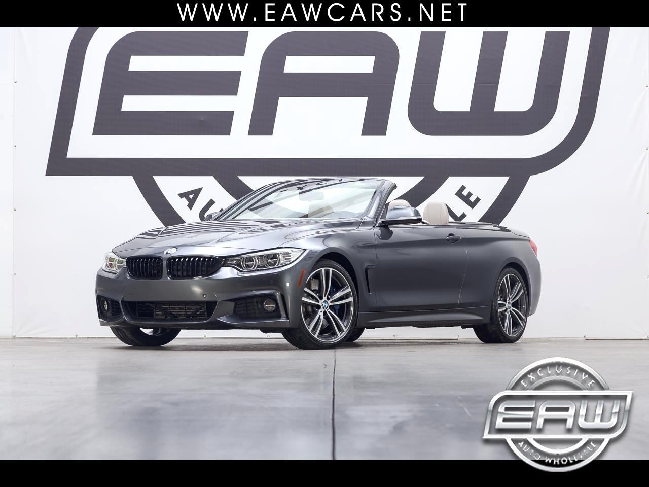 2015 BMW 4-Series 435i M-SPORT Convertible
