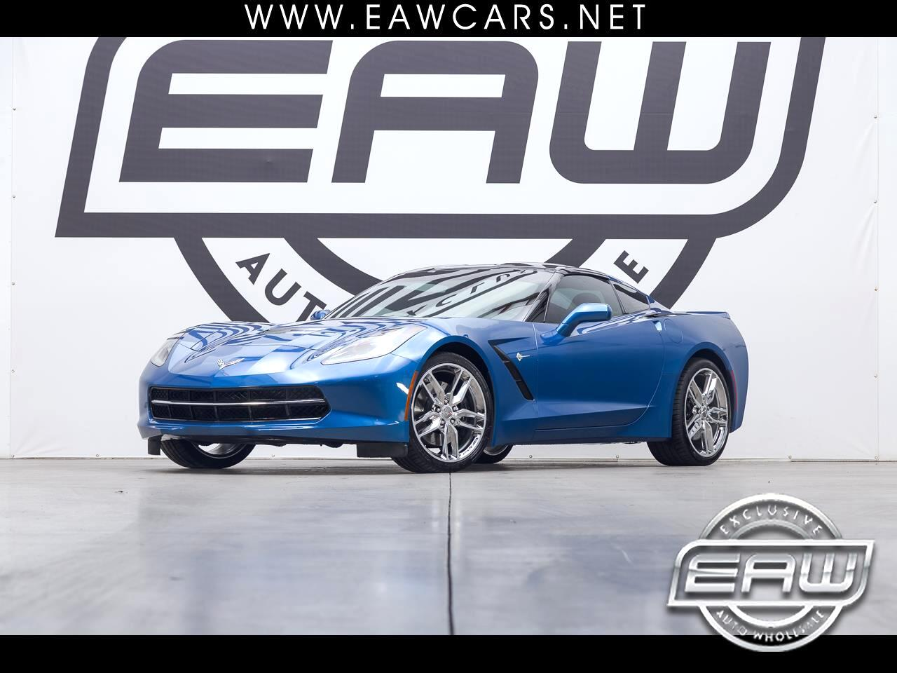 2015 Chevrolet Corvette Z51 2LT Coupe Automatic