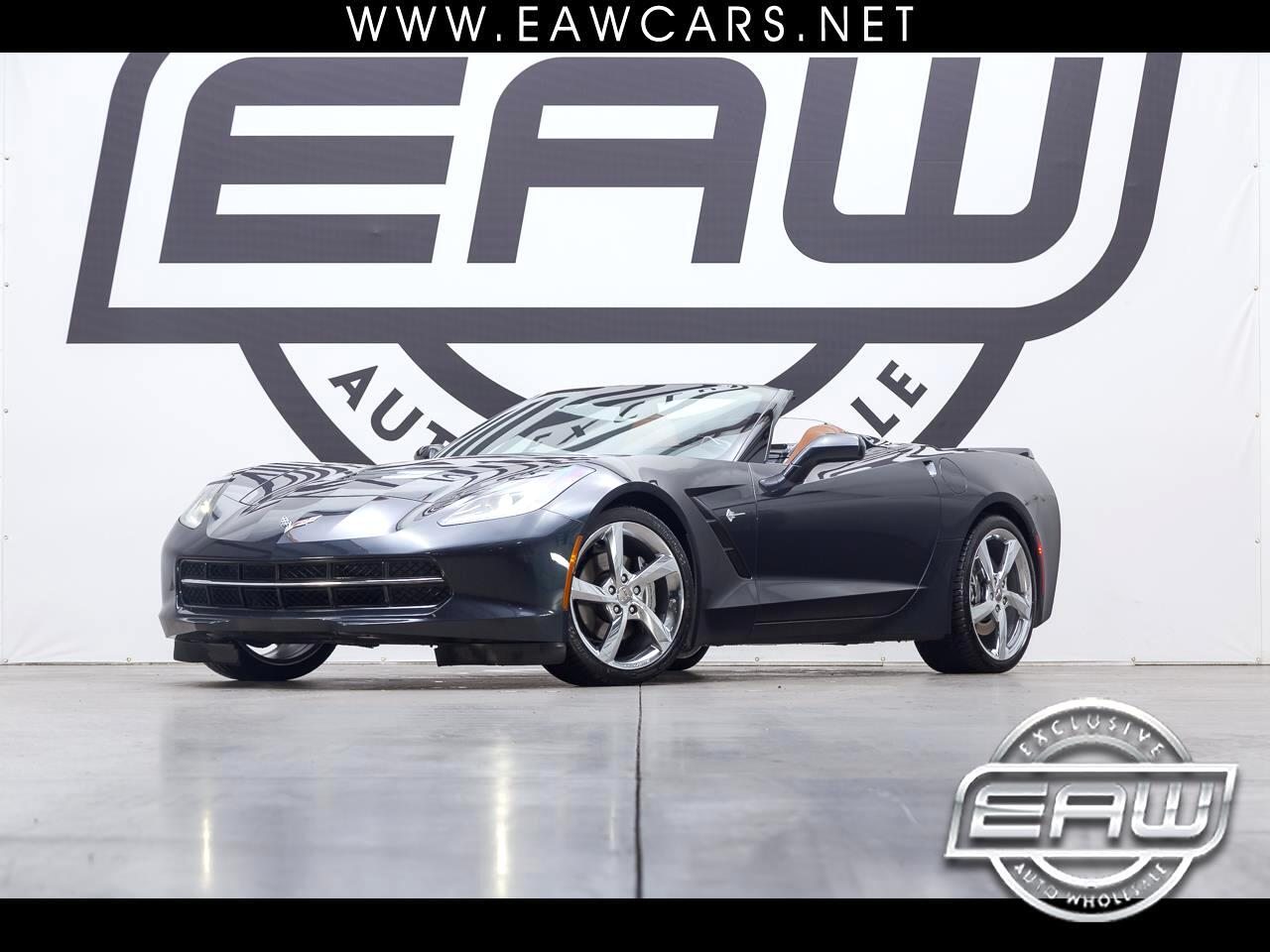 2014 Chevrolet Corvette Stingray 2LT Convertible