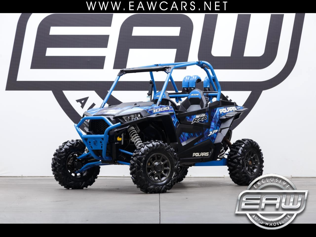 2017 Polaris RZR XP 1000 EPS ELECTRONIC POWER STEERING