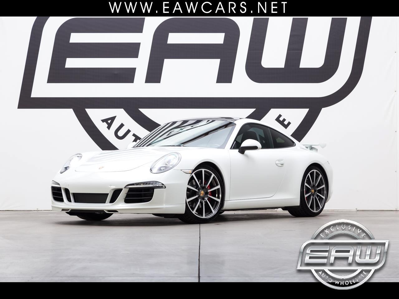 2014 Porsche 911 CARRERA COUPE PDK
