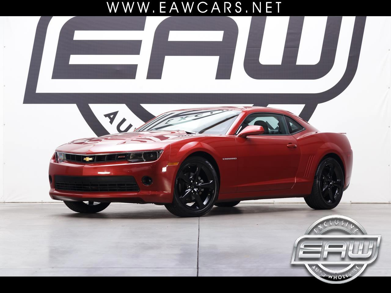 2015 Chevrolet Camaro 2LT COUPE RS