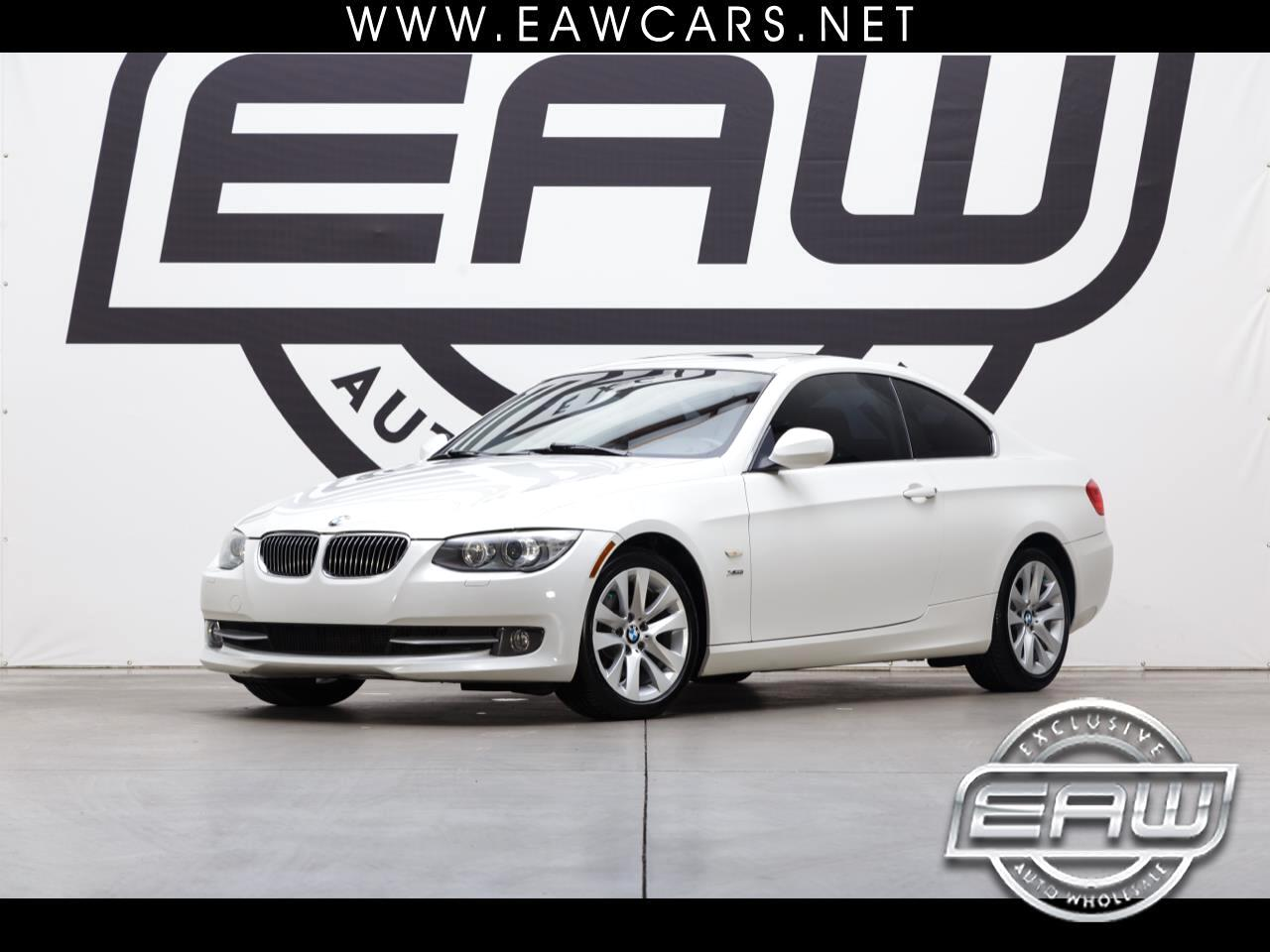 2012 BMW 3 Series 328i xDrive AWD Coupe