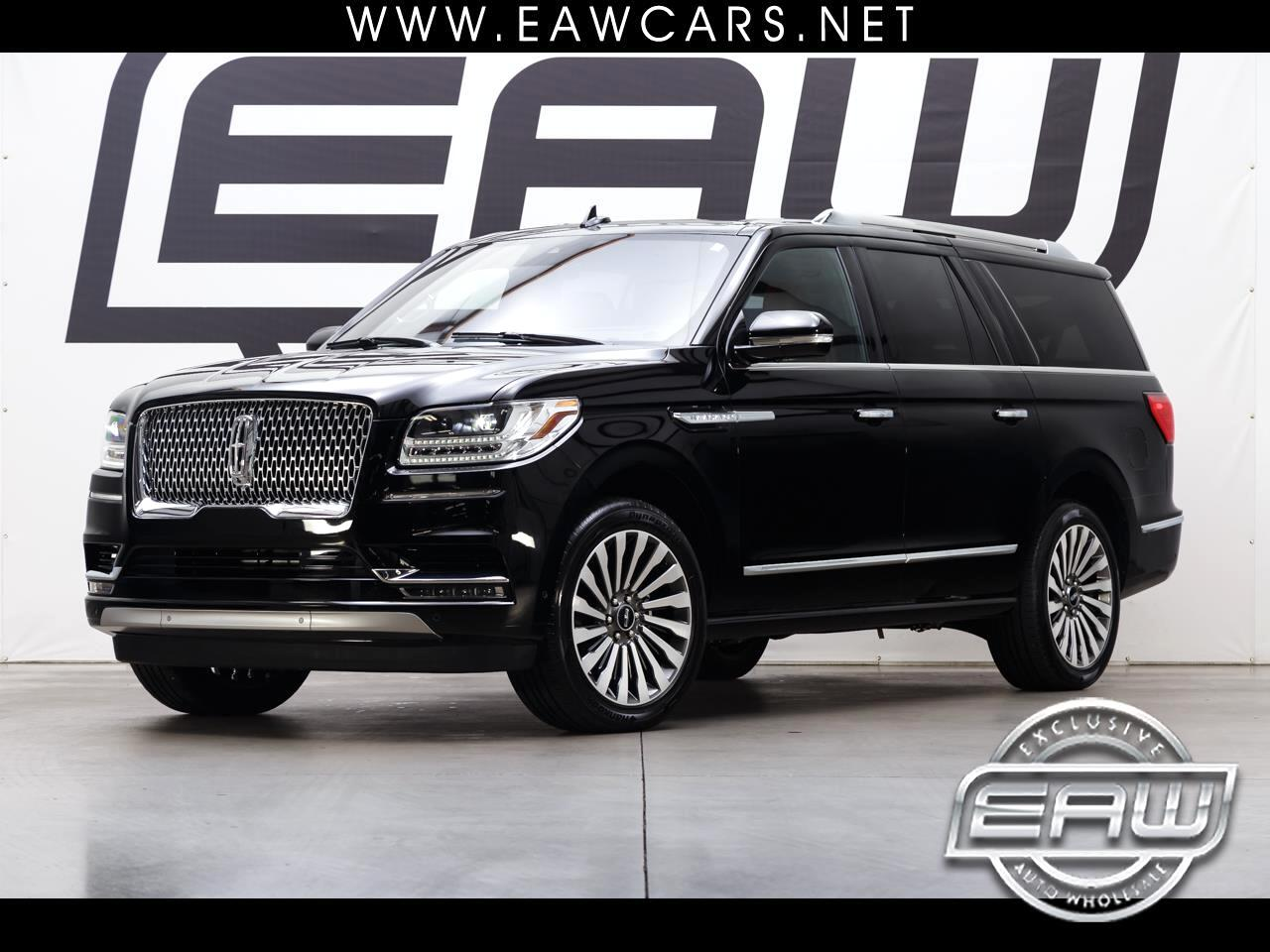 2018 Lincoln Navigator L AWD RESERVE