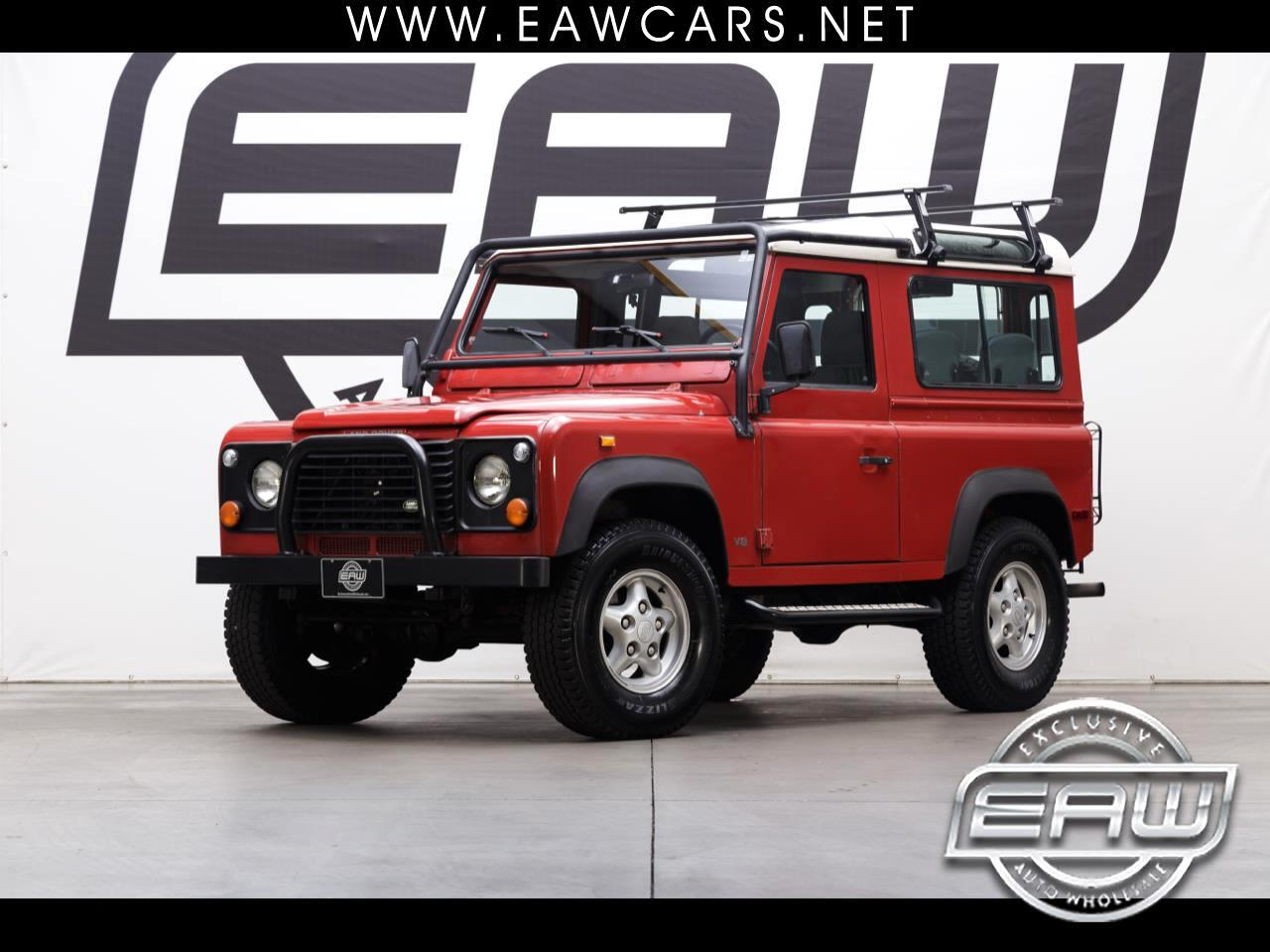 1997 Land Rover Defender 90 Hard-Top