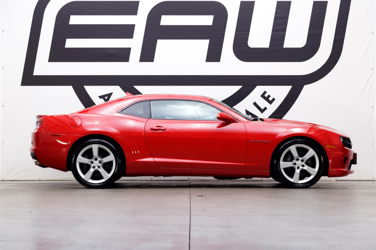 2013 Chevrolet Camaro 2dr Cpe SS w/1SS