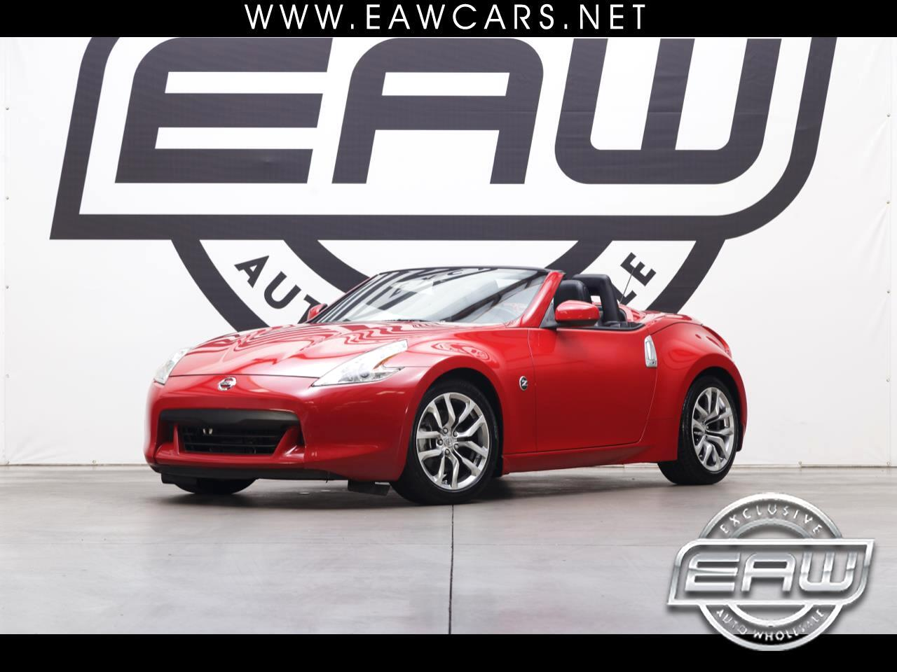 2010 Nissan 370Z ROADSTER CONVERTIBLE TOURING
