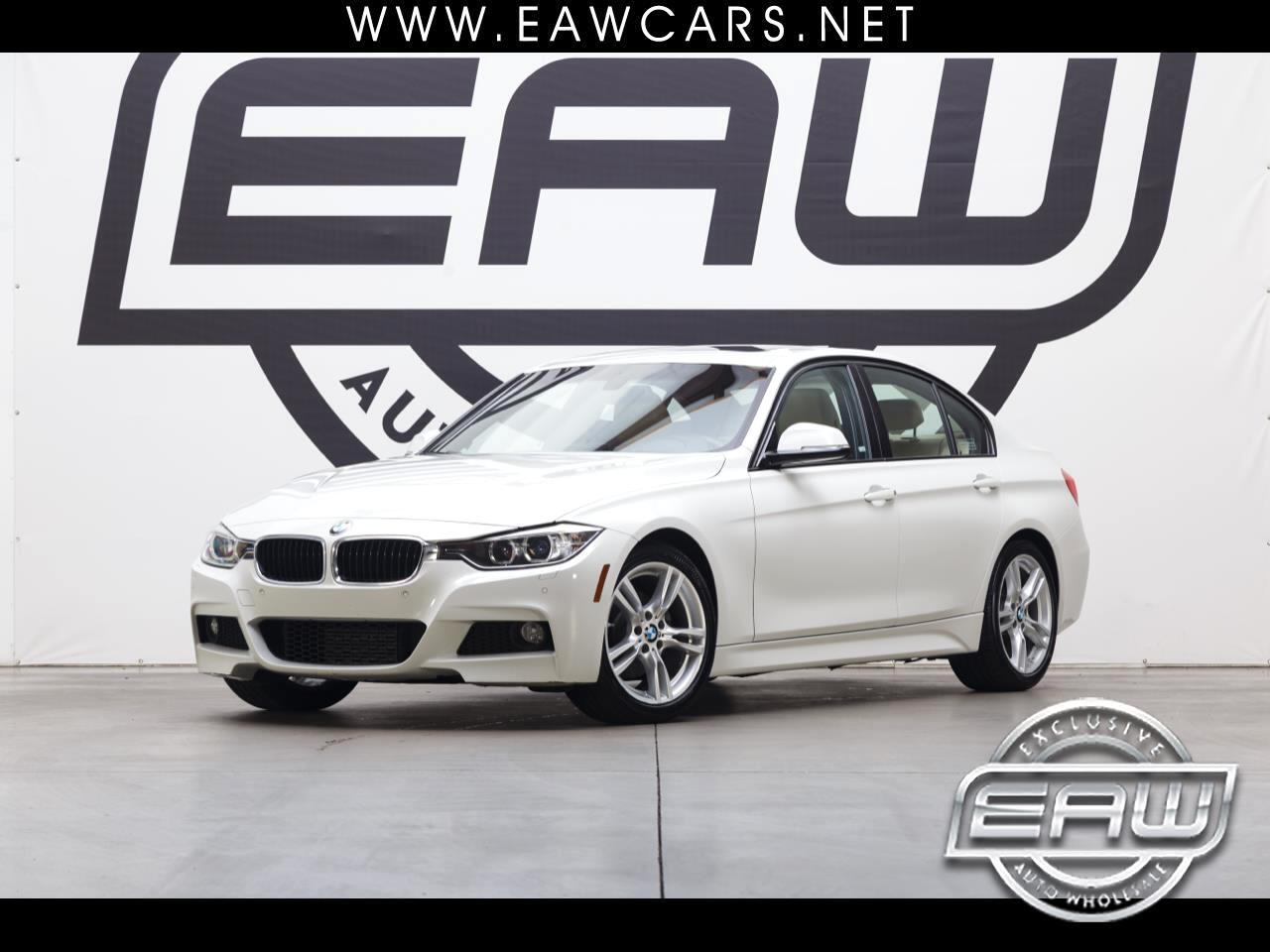 2015 BMW 3 Series 4DR SEDAN 328 DIESEL M-SPORT