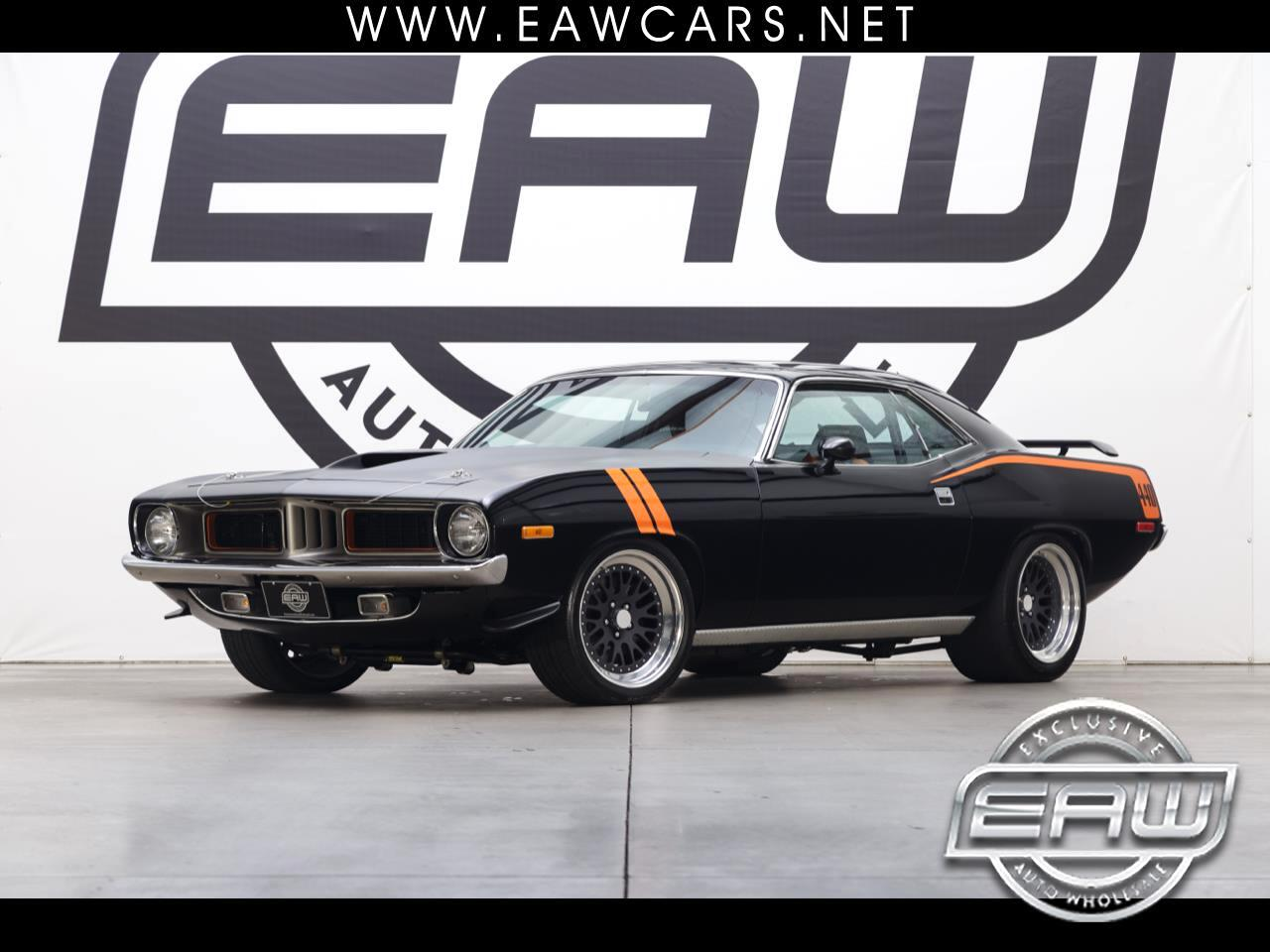 1973 Plymouth Barracuda PRO TOURING RESTO MOD