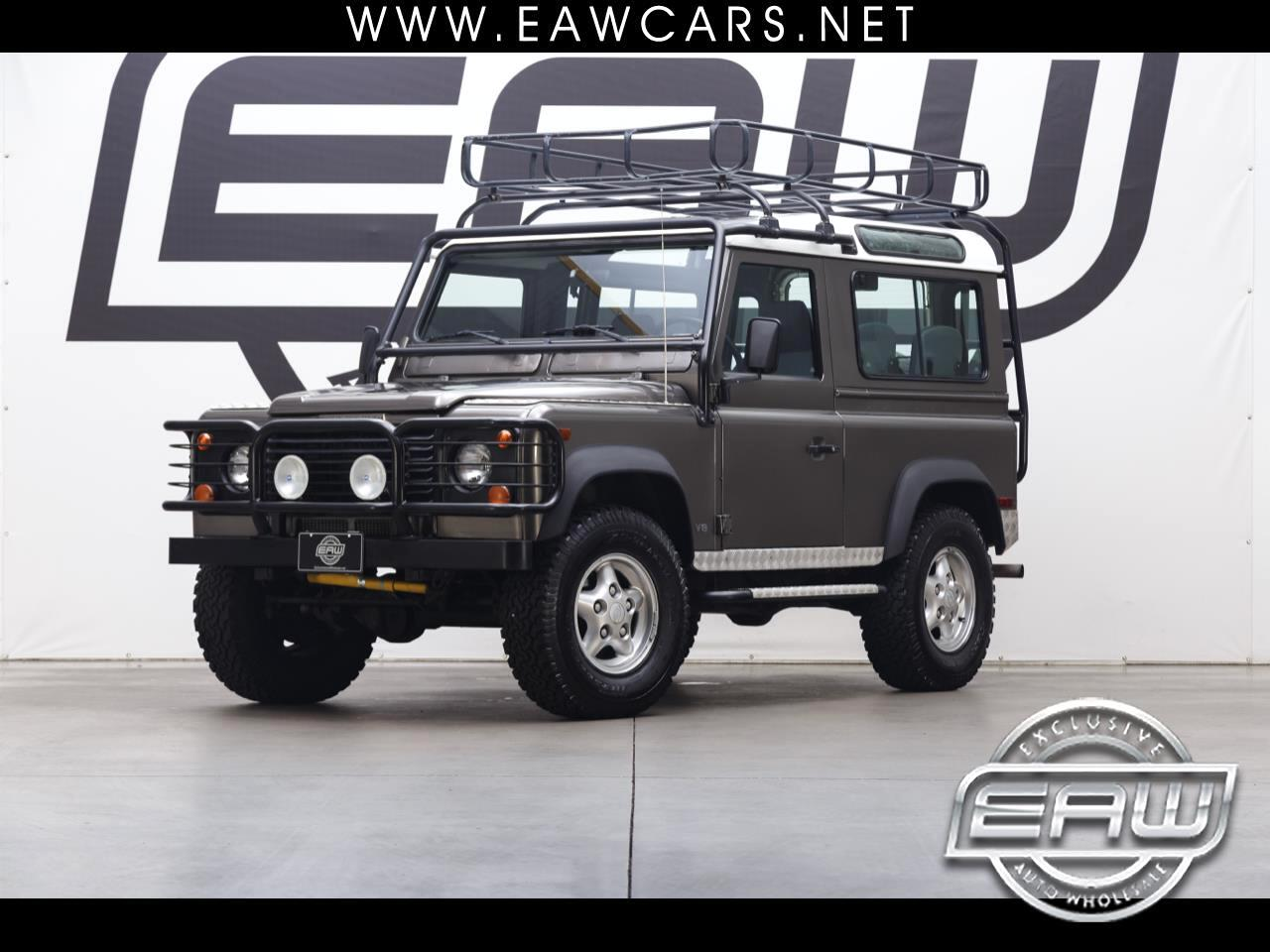 1997 Land Rover Defender 90 LE WAGON