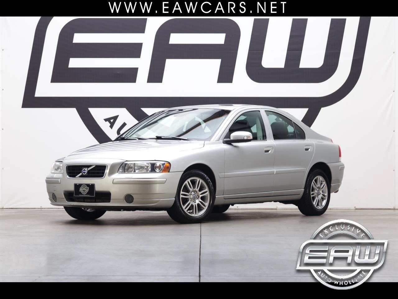 2009 Volvo S60 4dr Sdn 2.5T AWD