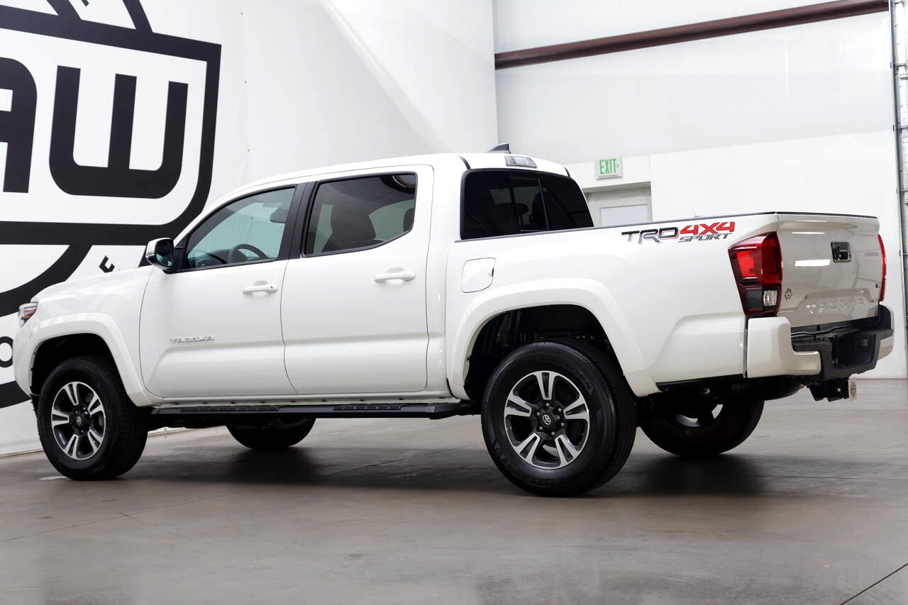 2018 Toyota Tacoma TRD SPORT DOUBLE CAB V6 AT 4WD