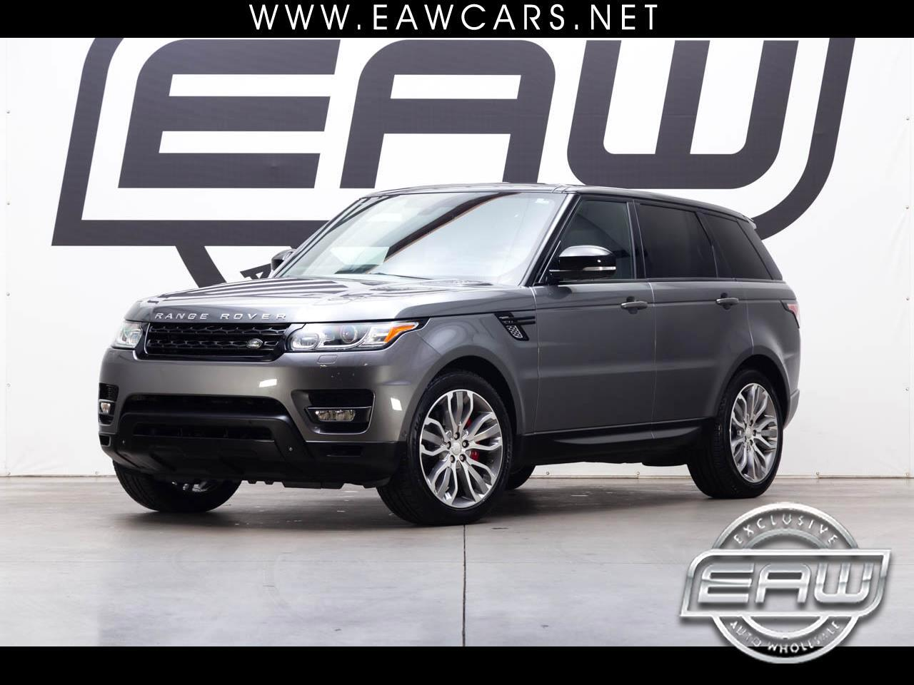 2014 Land Rover Range Rover Sport SUPERCHARGED 4WD