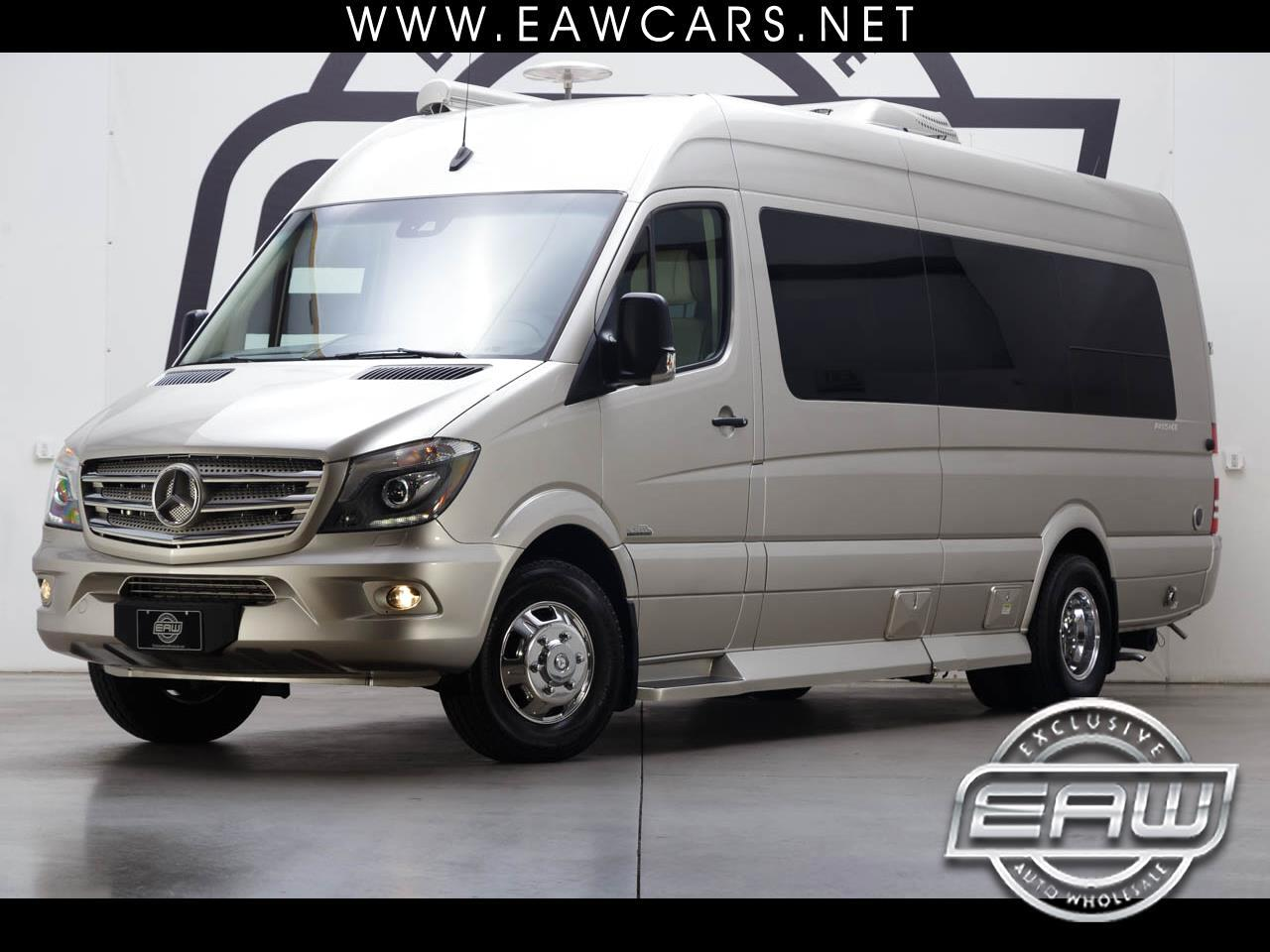 2019 Mercedes-Benz Sprinter Cargo Van 3500 HIGH ROOF MIDWEST PASSAGE 170EXT MD4 LOUNGE