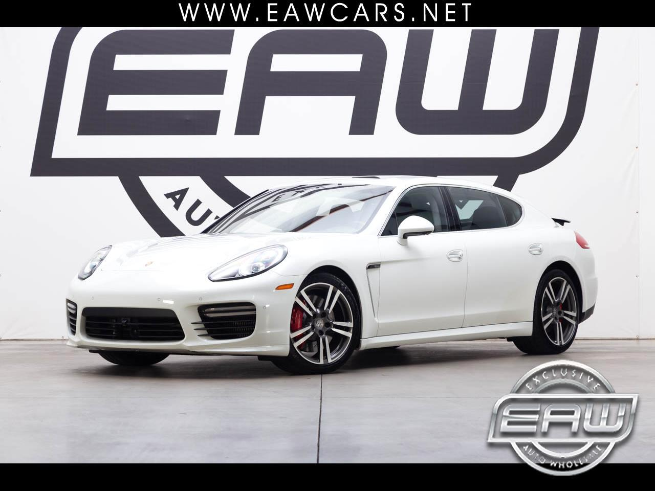 2014 Porsche Panamera 4dr HB Turbo Executive
