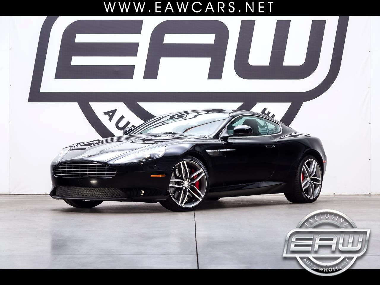 Aston Martin DB9 Coupe 2015