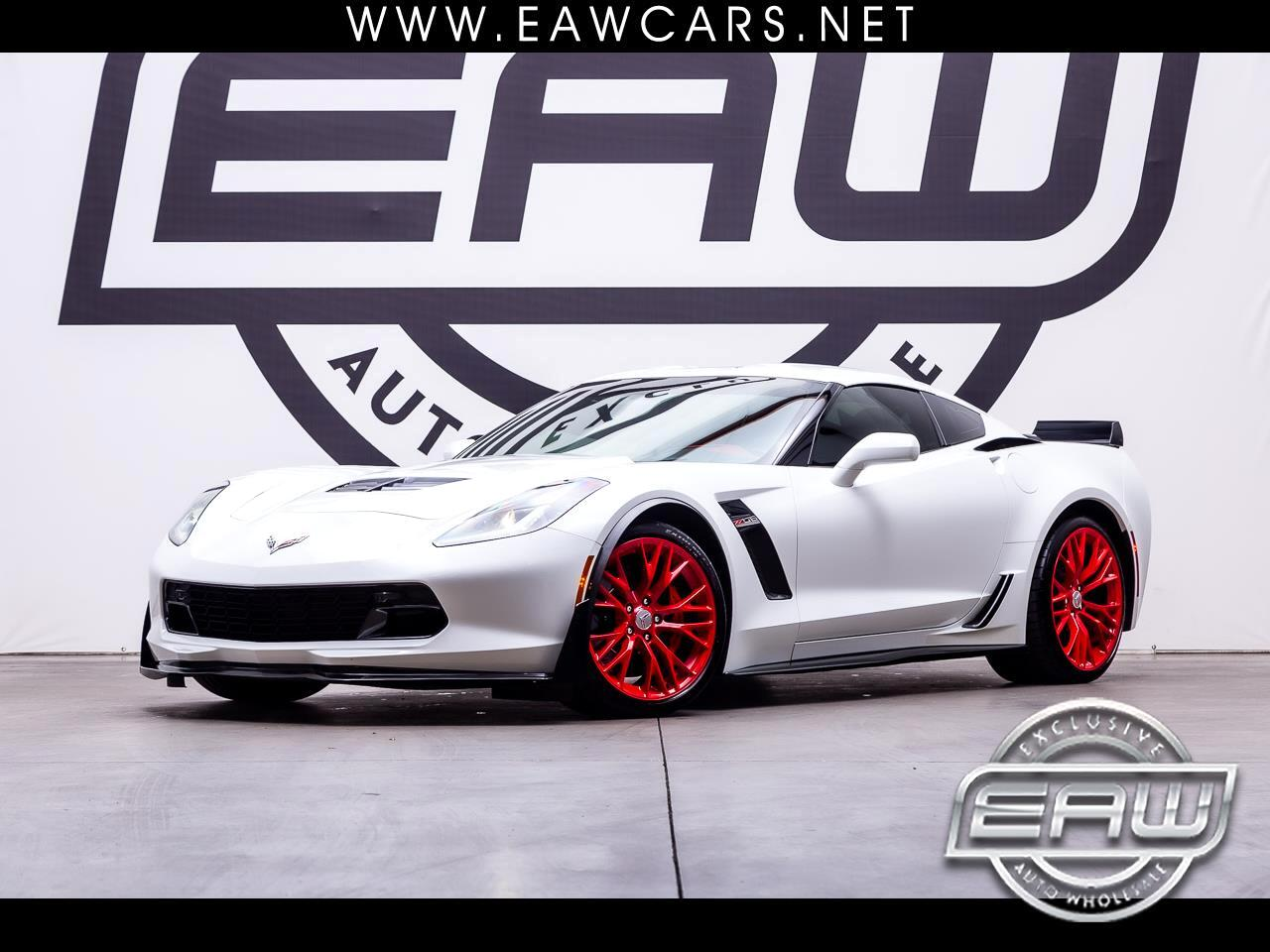 2016 Chevrolet Corvette Z06 COUPE 2LZ SUPERCHARGED