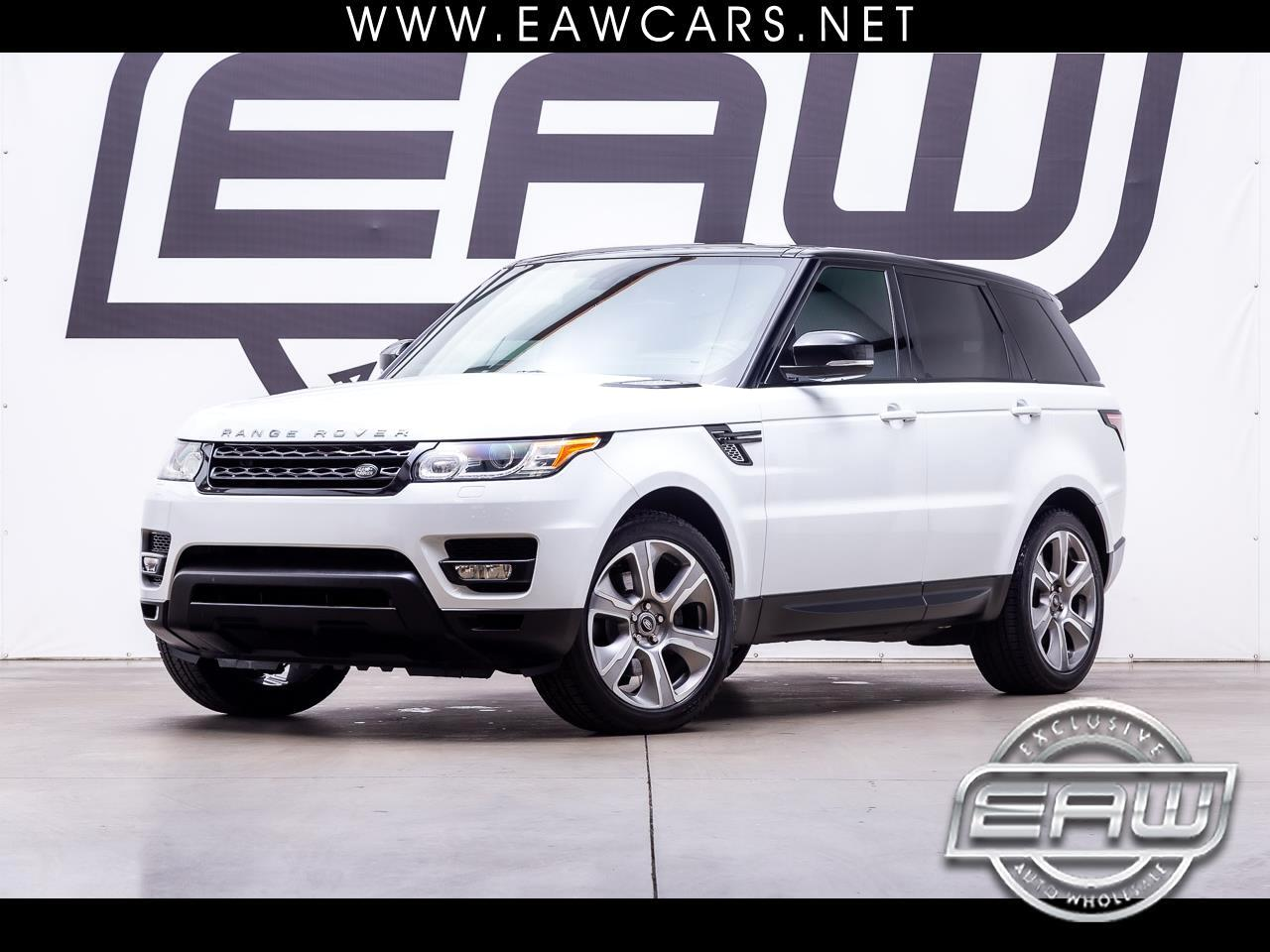 2015 Land Rover Range Rover Sport HSE V6 SUPERCHARGED
