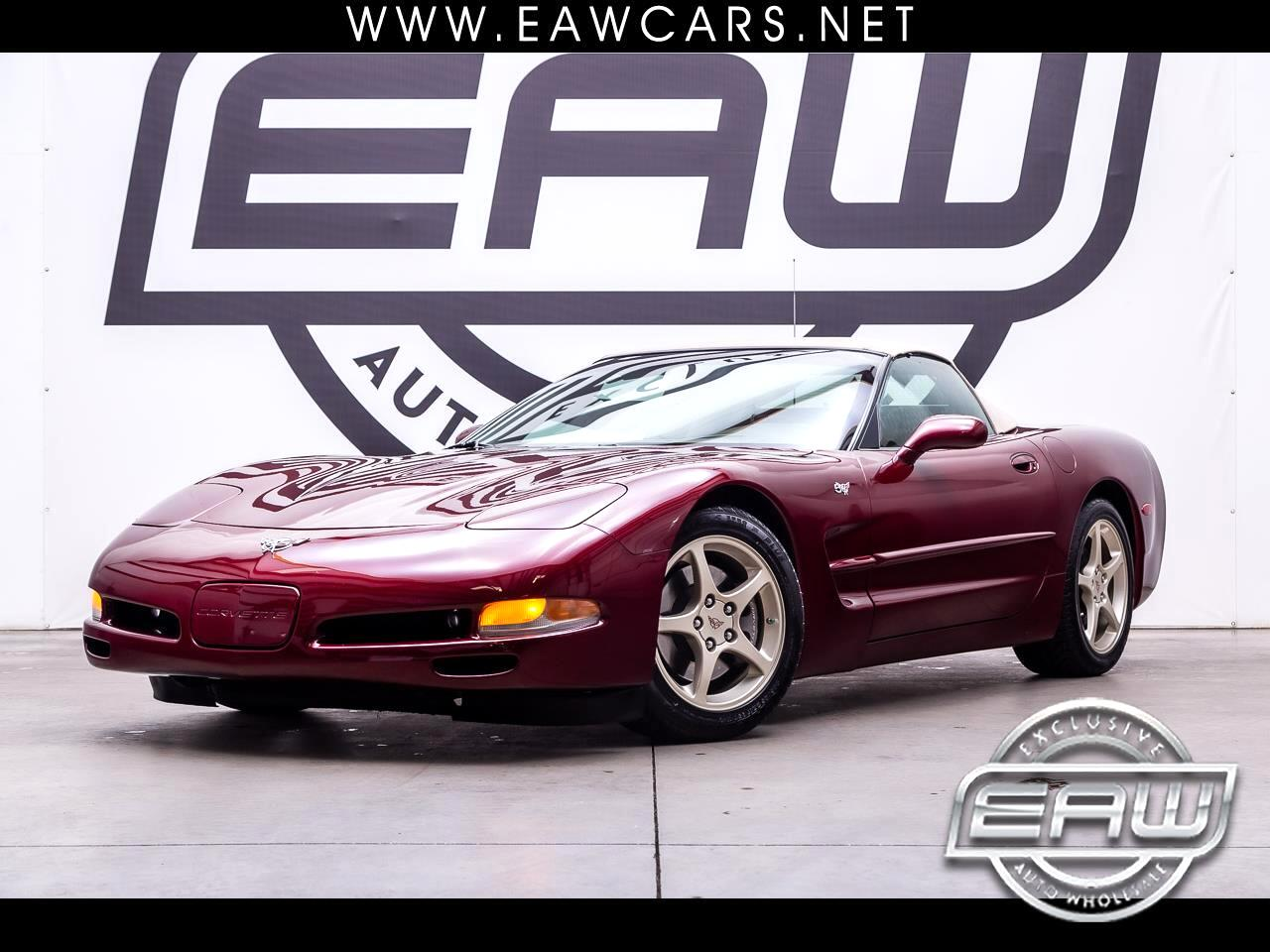 2003 Chevrolet Corvette 50TH ANNIVERSARY CONVERTIBLE