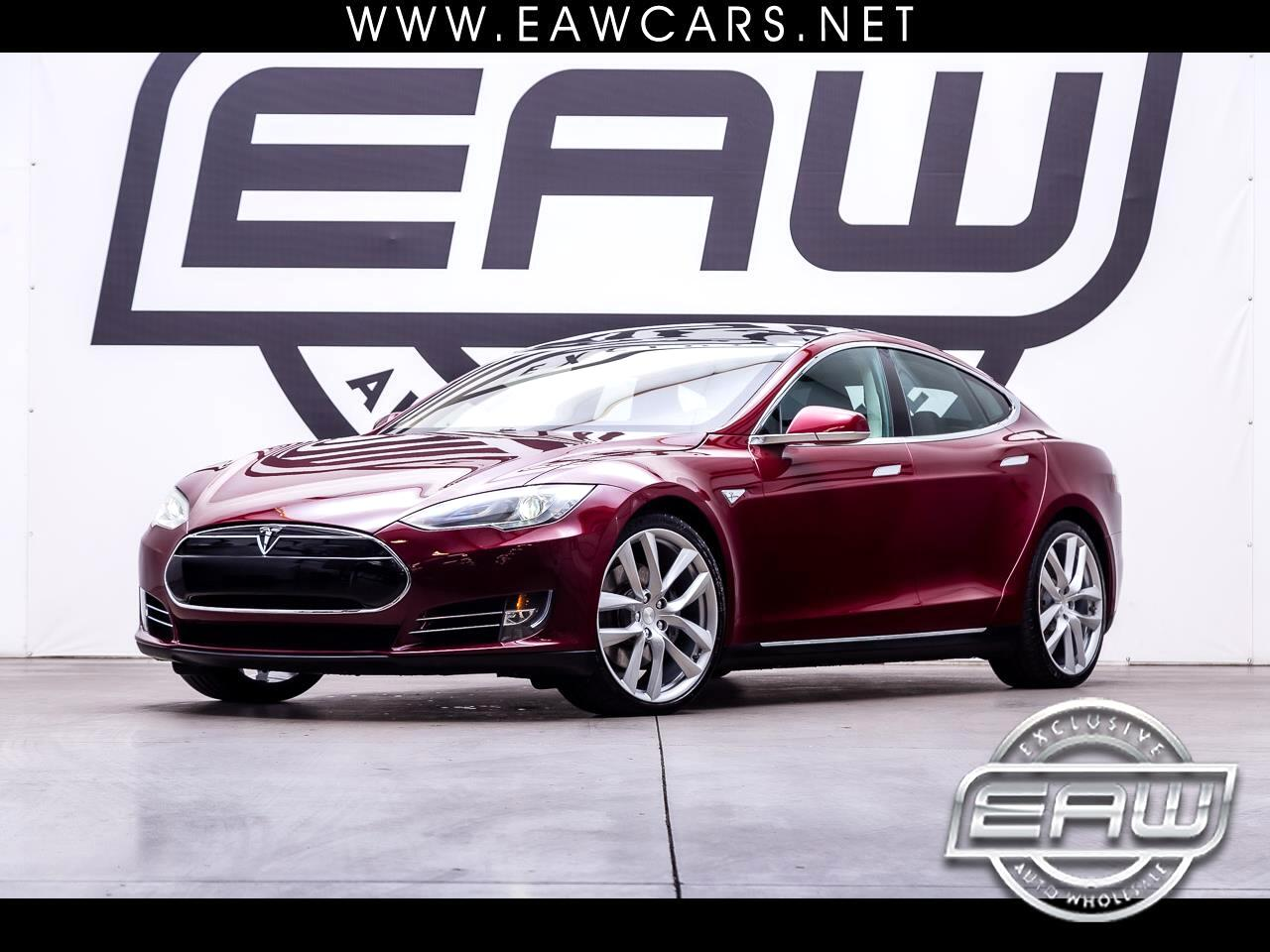 2012 Tesla Model S 4dr Sdn Performance