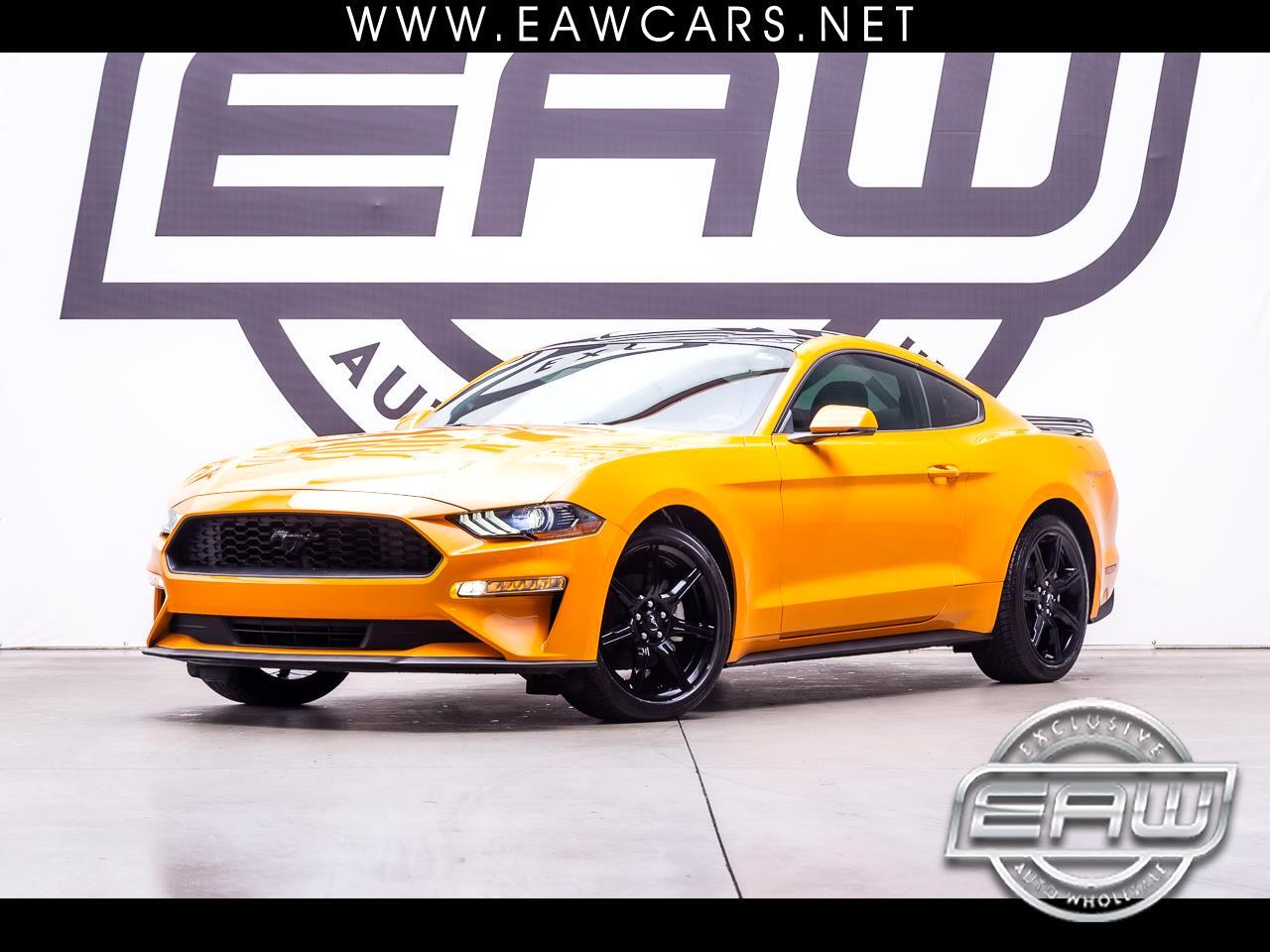 2018 Ford Mustang 2dr Fastback EcoBoost Premium