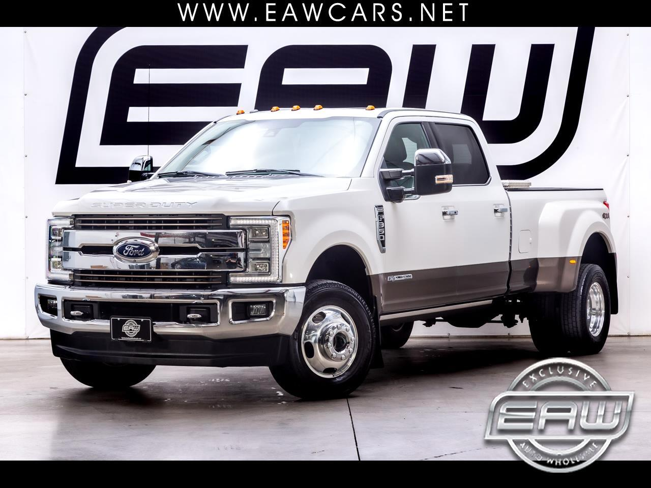 Ford Super Duty F-350 DRW  2017