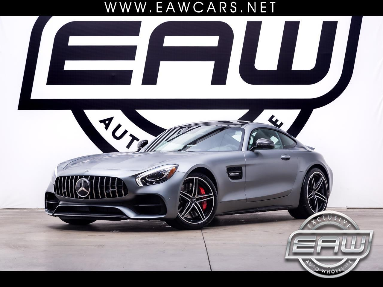 Mercedes-Benz AMG GT AMG GT C Coupe 2019