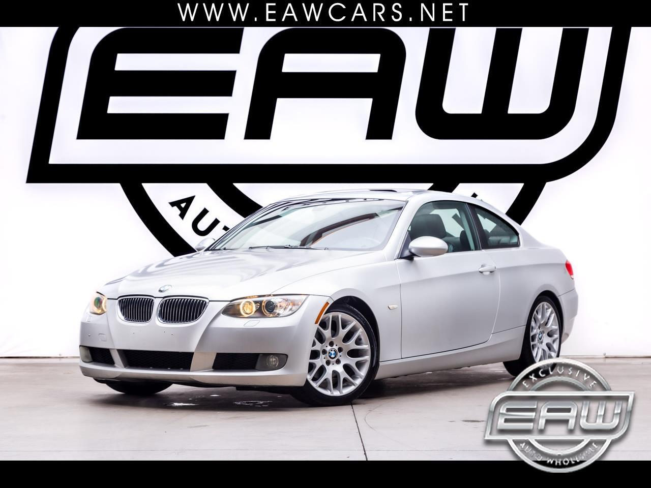 BMW 3 Series 328i Coupe 2008