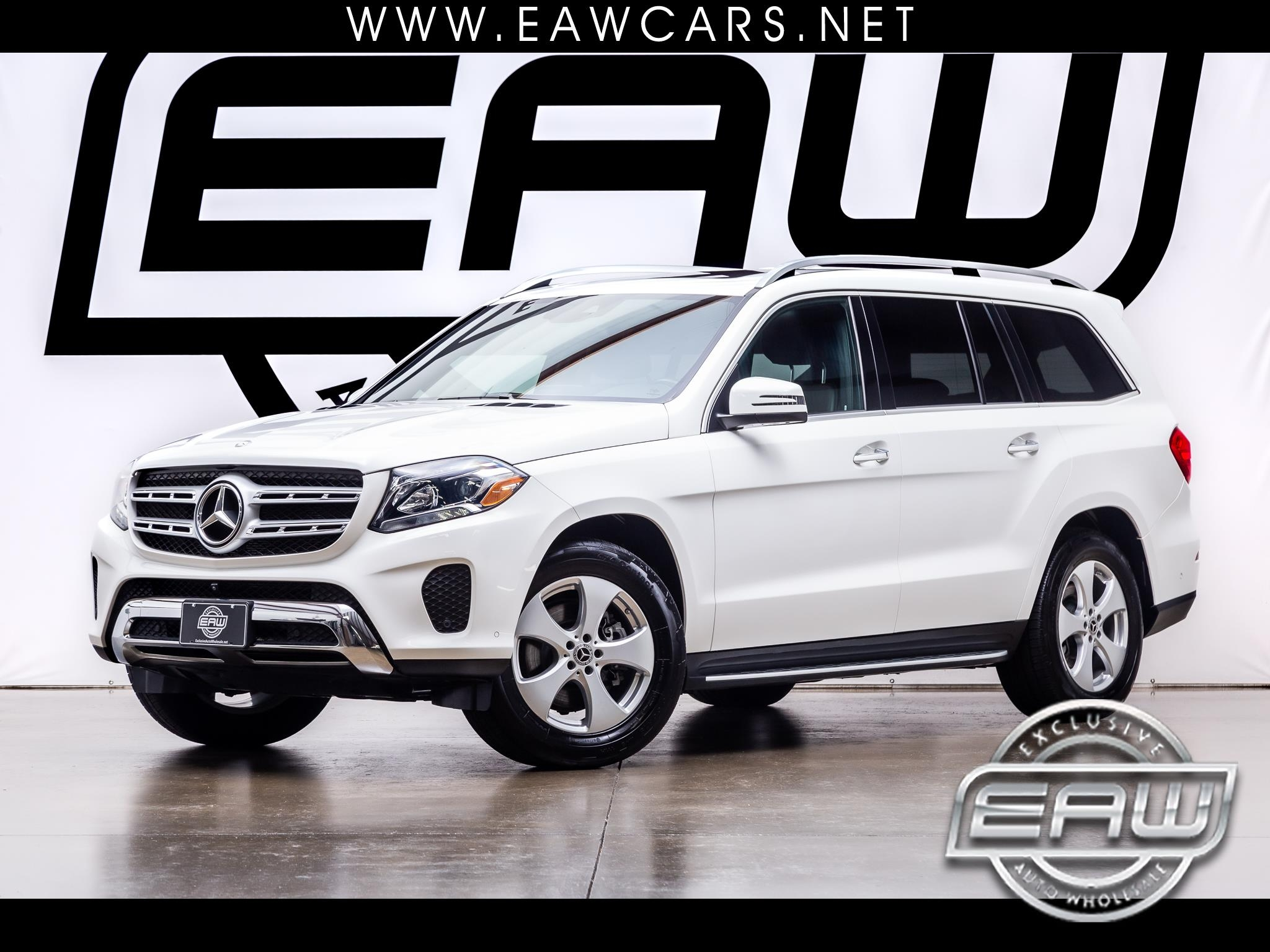 Mercedes-Benz GLS GLS 450 4MATIC SUV 2017