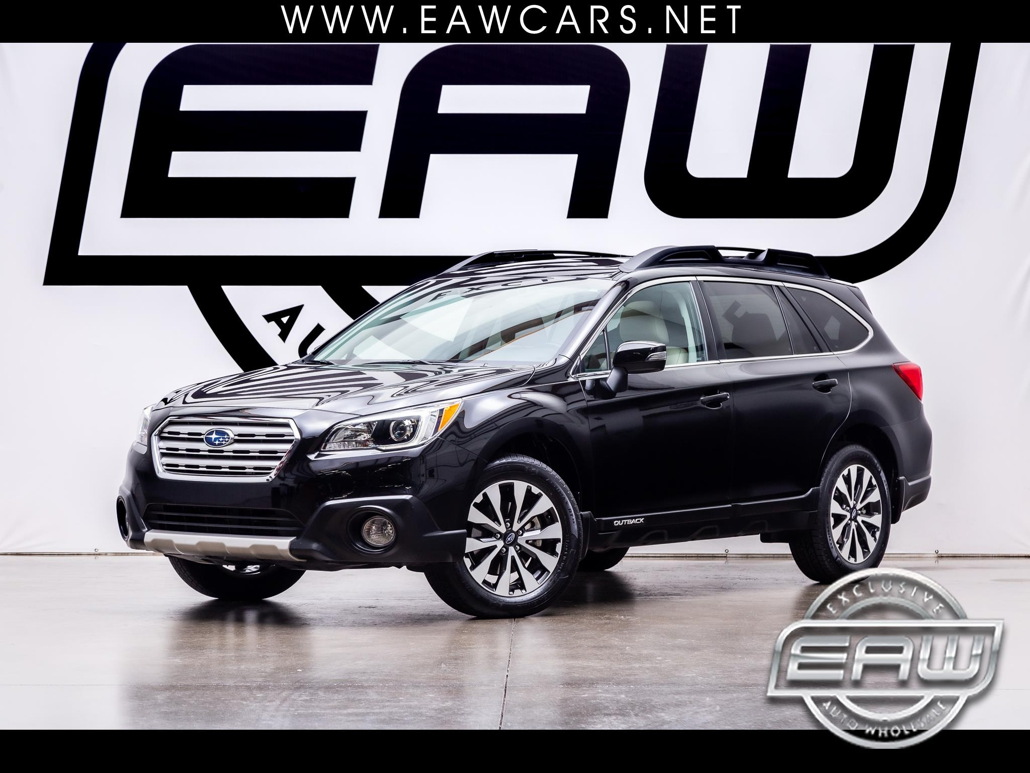 Subaru Outback 4dr Wgn 3.6R Limited 2016