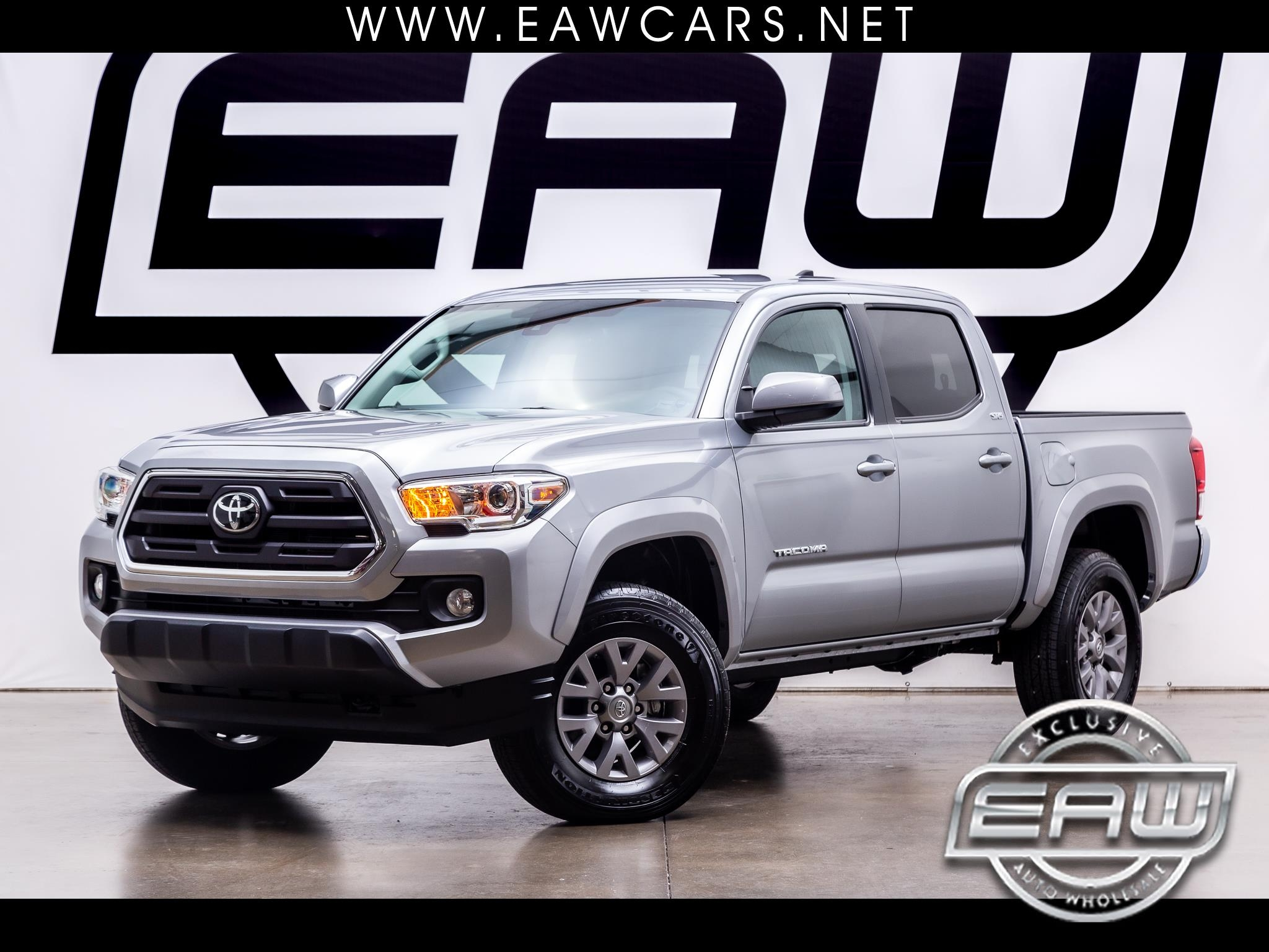 Toyota Tacoma SR5 Double Cab 5' Bed V6 4x2 AT (Natl) 2019